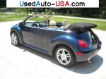 Car Market in USA - For Sale 2004  Volkswagen Beetle Cabrio New