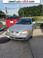 Pontiac Grand Am  used cars market