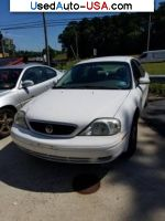 Mercury Sable  used cars market