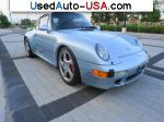 Porsche 911 Twin Turbo  used cars market