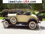 Model A Ford 2.3 L 4 Cy  used cars market