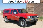 Car Market in USA - For Sale 1993  Toyota Pickup Truck SR5