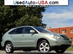 Lexus RX 330 Premium Plus  used cars market
