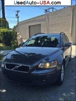 Volvo V50  used cars market