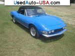 Fiat Dino Spider  used cars market