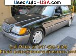 Car Market in USA - For Sale 1994  Mercedes S Class 420