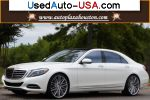 Mercedes S Class 550  used cars market