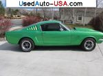 Ford Mustang Fastback  used cars market