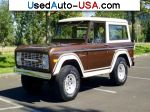 Ford Bronco 302 V8  used cars market
