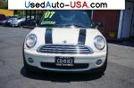 Car Market in USA - For Sale 2007  Mini Cooper Base