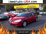 Pontiac G6 Value Leader  used cars market
