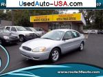 Ford Taurus SE  used cars market