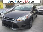 Ford Focus S  used cars market