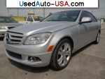 2008 Mercedes-Benz C Class SPORT  used cars market