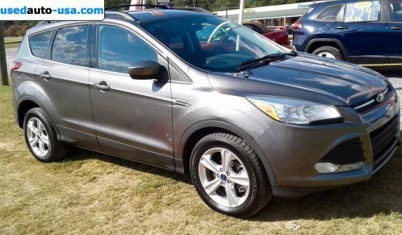 Car Market in USA - For Sale 2013  Ford Escape