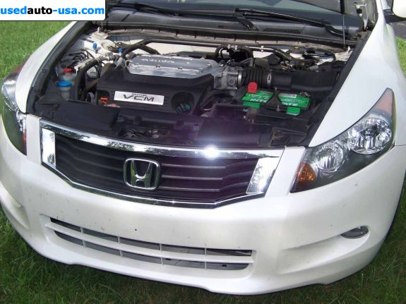 Car Market in USA - For Sale 2008  Honda Accord