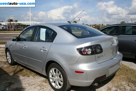 Car Market in USA - For Sale 2008  Mazda 3 s Grand Touring