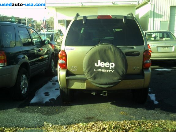 Car Market in USA - For Sale 2004  Jeep Liberty Limited