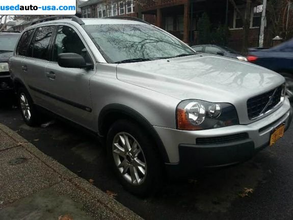 Car Market in USA - For Sale 2004  Volvo XC90 2.5 T