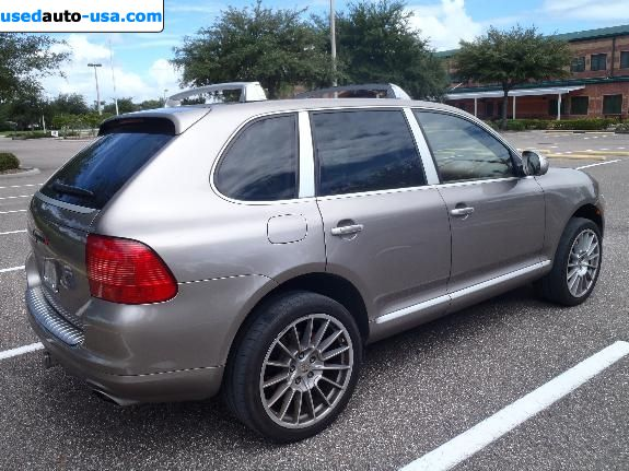 Car Market in USA - For Sale 2005  Porsche Cayenne S