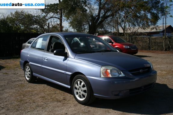 Car Market in USA - For Sale 2004  KIA Rio Base