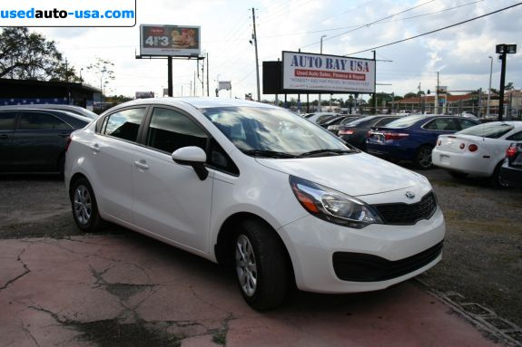 Car Market in USA - For Sale 2015  KIA Rio LX