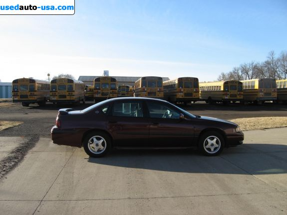 Car Market in USA - For Sale 2002  Chevrolet Impala LS