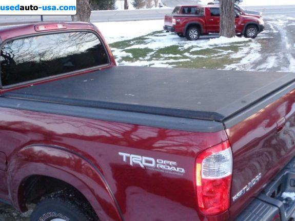 Car Market in USA - For Sale 2006  Toyota Tundra Regular Cab