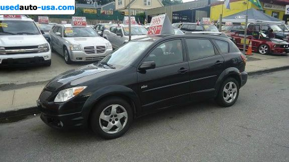 Car Market in USA - For Sale 2005  Pontiac Vibe GT