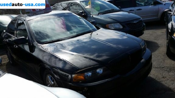 Car Market in USA - For Sale 2002  Lincoln LS Automatic