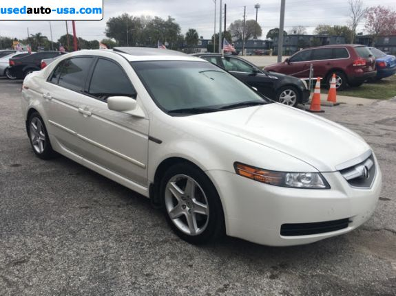 Car Market in USA - For Sale 2006  Acura TL Automatic