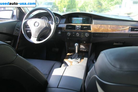 Car Market in USA - For Sale 2007  BMW 5 Series xi Automatic