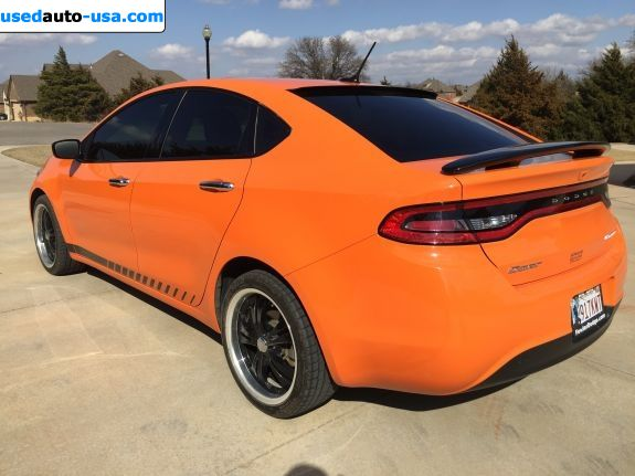 Car Market in USA - For Sale 2013  Dodge Dart LIMITED