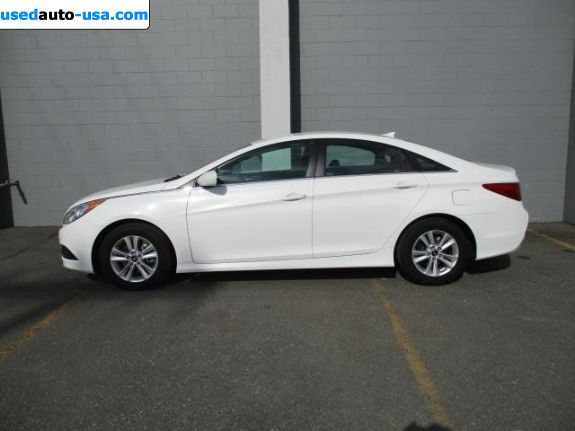 Car Market in USA - For Sale 2014  Hyundai Sonata GLS 4dr Sedan (2.4L 4cyl 6A)