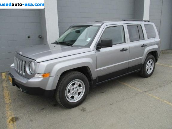 Car Market in USA - For Sale 2014  Jeep Patriot Sport 4dr SUV (2.0L 4cyl 5M)