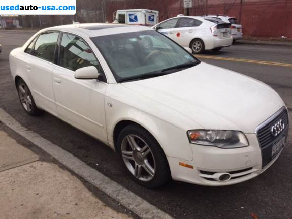 Car Market in USA - For Sale 2006  Audi A4 2.0 T
