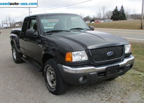 Car Market in USA - For Sale 2003   Ranger XLT
