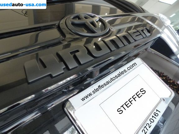 Car Market in USA - For Sale 2015  Toyota 4Runner Limited