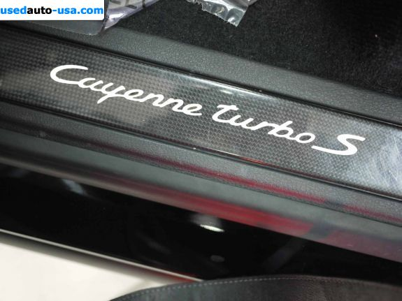 Car Market in USA - For Sale 2014  Porsche Cayenne Turbo