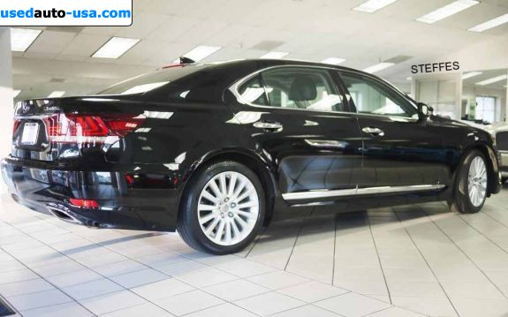 Car Market in USA - For Sale 2014  Lexus LS 460 L