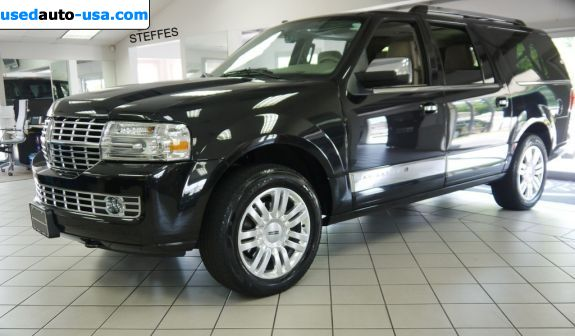 Car Market in USA - For Sale 2014  Lincoln Navigator L