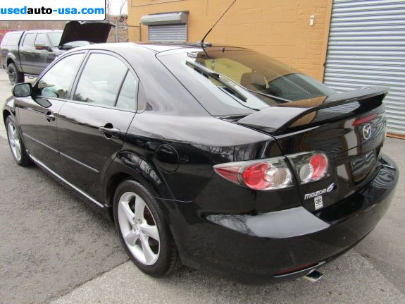 Car Market in USA - For Sale 2007  Mazda 6 i Sport Value Edition