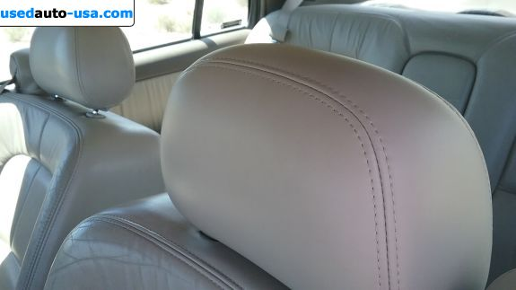 Car Market in USA - For Sale 2002  Buick Park Avenue