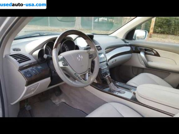 Car Market in USA - For Sale 2013  Acura MDX Technology Package