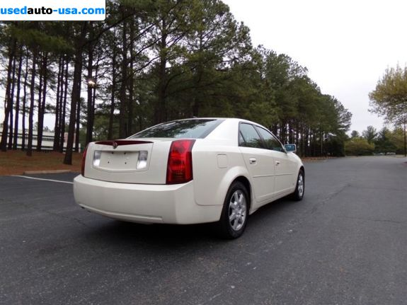 Car Market in USA - For Sale 2006  Cadillac CTS Base