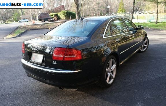 Car Market in USA - For Sale 2009  Audi A8 L quattro