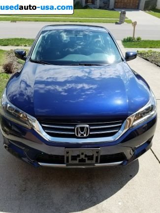Car Market in USA - For Sale 2013  Honda Accord Sport