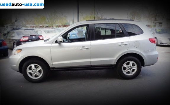 Car Market in USA - For Sale 2007  Hyundai Santa Fe 2.7 GLS