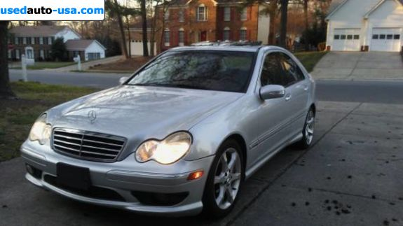 Car Market in USA - For Sale 2007  Mercedes C 2007 Mercedes-Benz C-Class C230 Sport