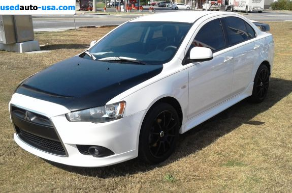Car Market in USA - For Sale 2012  Mitsubishi Lancer GT